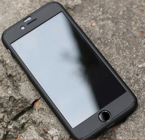 ... Hardcase Full Casing Cover 360 Iphone 6 6s Fullset Free Tempered Glass