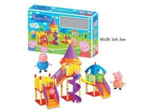 mainan anak / mainan peppa pig istana pleasure