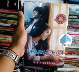 Buku Novel Dear Nathan by Erisca Febriani