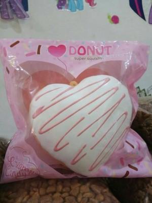 Jual squishy yummiibear donut ibloom chawa punimaru - Dhisya Squishy Licensed Tokopedia