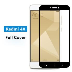Tempered Glass Full 3D Xiaomi Redmi 4X Anti Gores Curved Warna