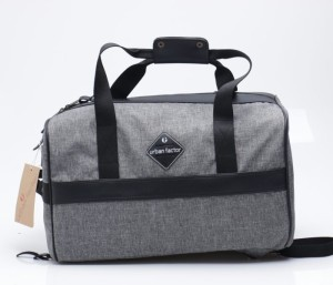 Tas Travel / Travel Bag Urban Factor Vacation Grey