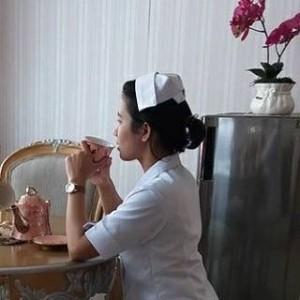 Nurse Hat (Topi Perawat/Suster)