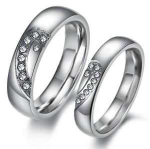 Cincin Couple / Cincin Tunangan / Cincin Kawin CR-039