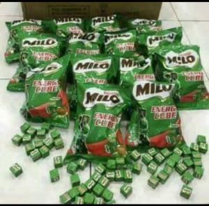 Milo Energi Cube