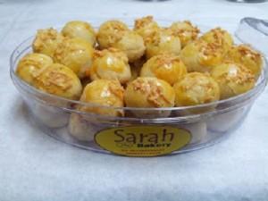 Nastar Keju Butter Wisman (Wijsman) Sarah Bakery, Lezat Banget