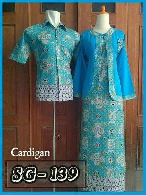 Sarimbit Batik Katun Primisima Hijab Muslim