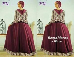 Rastya Maxi Dress Ori by PU