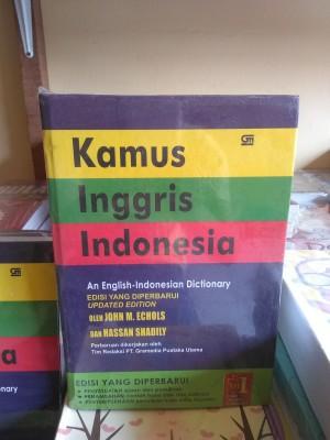 KAMUS INGGRIS - INDONESIA - JOHN ECHOLS