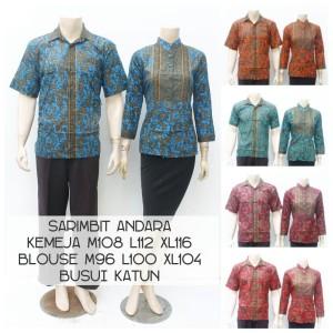 Sarimbit Batik Andara