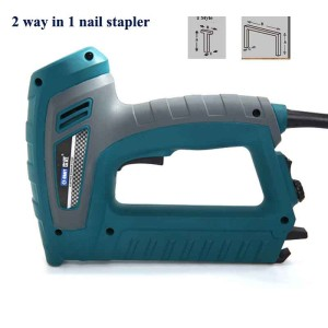 Electrik Staples G-craf / Nail GUN HQ 2 in 1