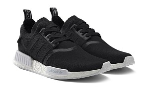 Adidas Nmd R1 Monochrome Black