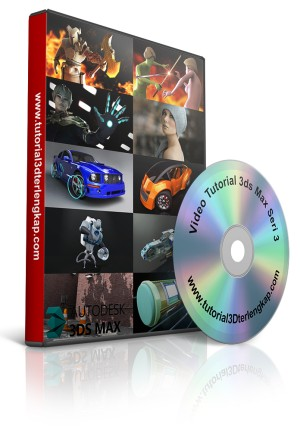 Video Tutorial Autodesk 3ds Max Seri 3