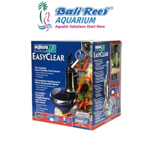 Pompa & Filter Kolam Ikan Hozelock Easy-Clear 6000L