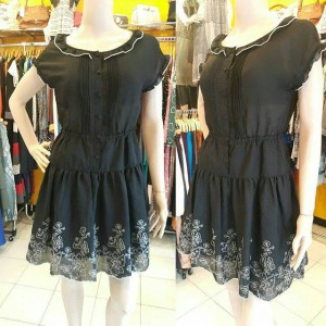 Dress kawaii branded jepang lolita preloved import lucu murah