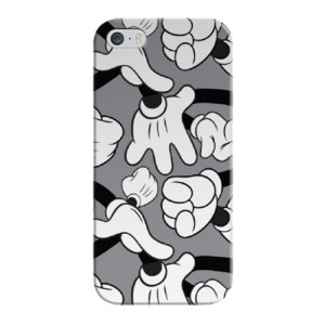 Mickey Mouse 0113 Custom Case Hardcase 3D iPhone 5/5s