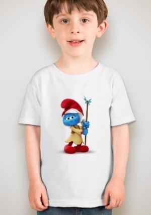 Kaos Anak - Kaos Anak Unisex - Kaos Kids SmurfWillow