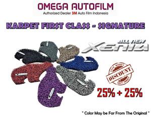 Karpet Mobil First Class Signature - Daihatsu Xenia