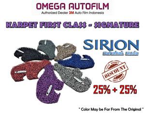 Karpet Mobil First Class Signature - Daihatsu Sirion