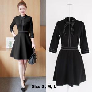 Baju import # Baju murah # Baju fashion A30452 (S , M , L) Dress