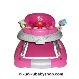Babydoes Baby Walker 1083 Pink