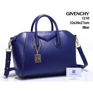 Tas Givenchy Antigona Togo Leather BIRU DONGKER Semi Premium 1210-A13