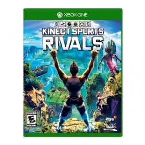 KASET GAME XBOX ONE KINECT SPORTS RIVALS
