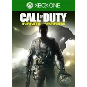 KASET GAME XBOX ONE CALL OF DUTY : INFINITE WARFARE STANDARD EDITION
