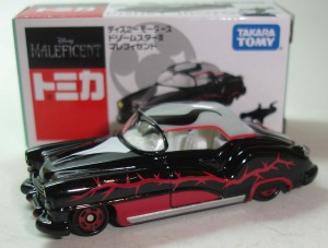 Tomica Disney Motors Dream Star II Maleficent Takara Tomy Diecast