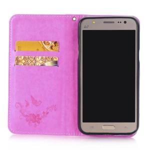 New Lady Flip Wallet Leather Samsung Galaxy A5 2017