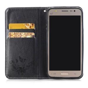 New Lady Flip Wallet Leather Samsung Galaxy S7 Edge
