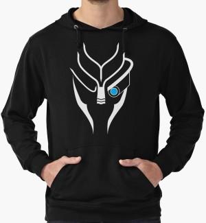 Hoodie Sweater Mass Effect Garru