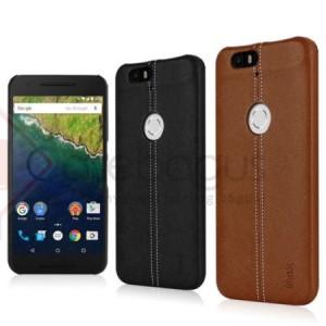 Imak Ruiyi Leather Back Cover Casing Bumper Premium Huawei Nexus 6P