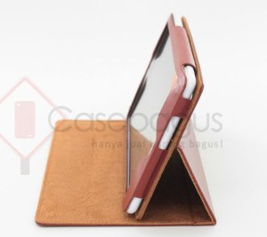 Standing Leather Flip Case Book Cover Casing Teclast X80 HD Plus - Pro
