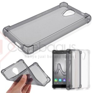 Defender Armor TPU Silicon Soft Case Cover Casing for Wiko Robby V3750