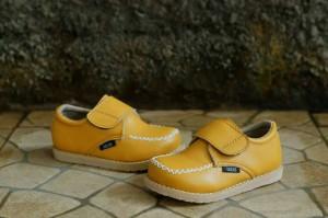 Sepatu Anak Decks Boscha Coklat Tan