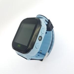 Termurah Jam GPS Touchscreen Cuma 500rb GW500S Blue