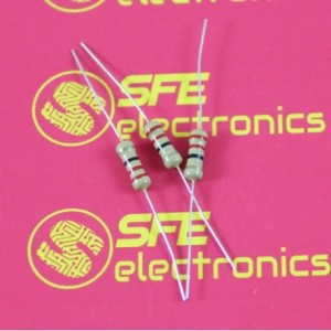 47K Ohm 1/2Watt Carbon Film Resistor