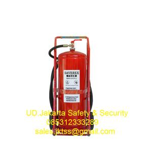 APAB FIRE EXTHINGUISHER FOAM AFFF SAVEREX 85 LITER TROLLY