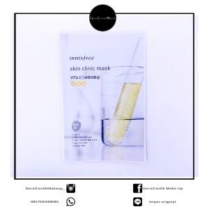 Innisfree - Skin - Clinic - Mask - VITA C