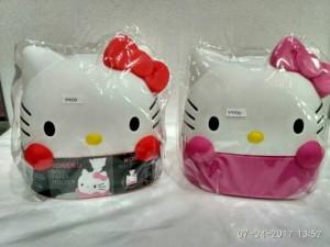 roll tissue paper folder kitty