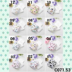C071 Cloth diaper motif