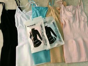 Munafie Slim Camisole Japan