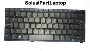 KEYBOARD DELL MINI 1012 VERSI UK BLACK