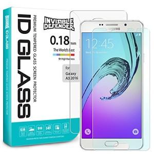Samsung A310 A3 2016 TEMPERED GLASS Anti Gores screen protector kaca