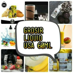 GROSIR liquid USA 60ml