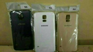 Backdoor Samsung Galaxy S5 Back Cover Casing Tutup Baterai