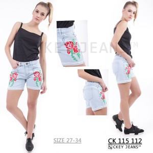 Hotpants / Short / Celana Jeans Pendek CK 115 112 S