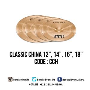 "Meinl Cymbal Classic China 16"""