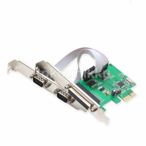 Pci Express To Serial / Pci Express To Paralel / LPT Card